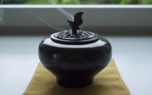 Ko-ro (brûle-encens) par Yuzu Voyages au Japon