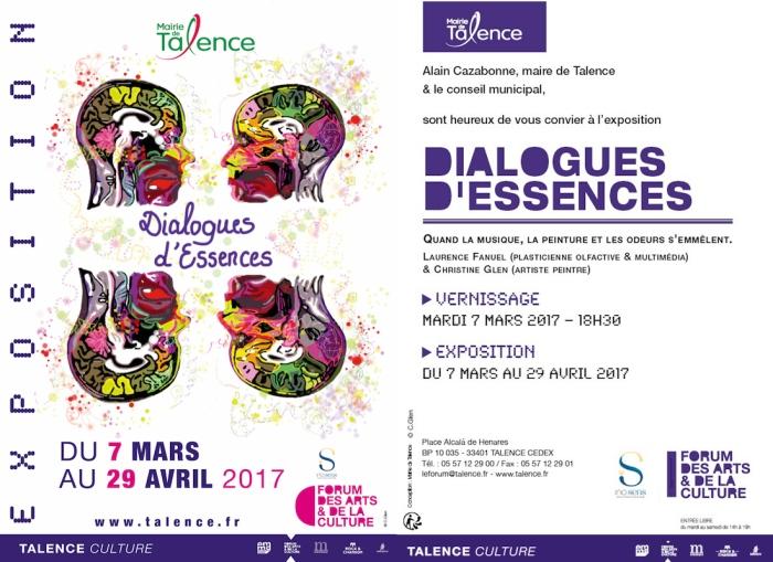 Dialogues d'Essences à Talence