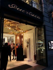 Boutique Guerlain des Champs Elysées